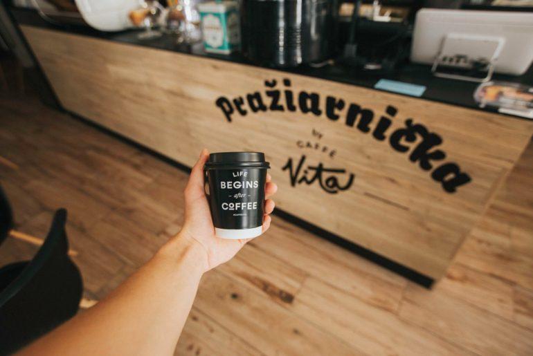 Najlepšia káva v Trenčíne? Jednoznačne v Pražiarničke!