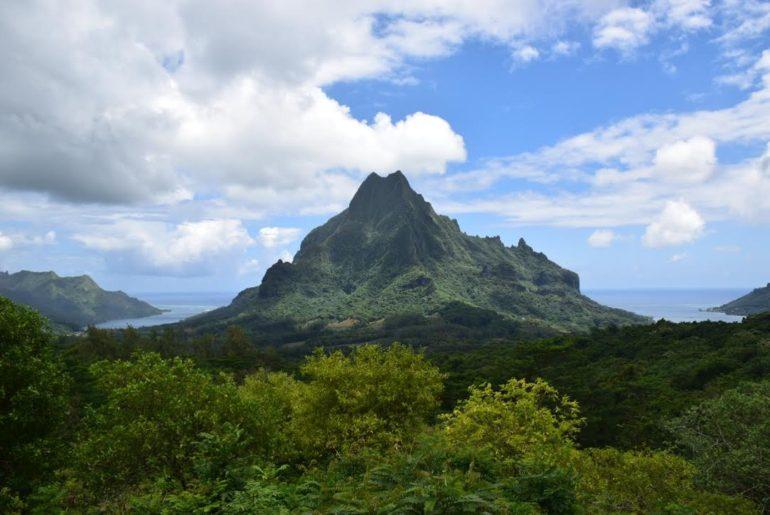 Ostrov Moorea: Neznámy raj vo Francúzskej Polynézii