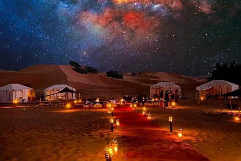 Rozprávka Tisíc a jednej noci. Vitaj v luxusnom, marockom ubytovaní!
